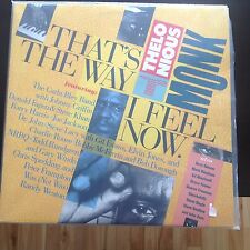 That's The Way I Feel Now - A Tribute To Thelonious Monk 2 VINYL LP'S