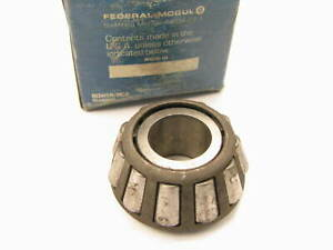 Federal Mogul 21075 Differential Pinion Bearing - Rear Outer / Front