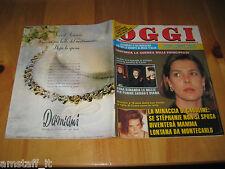 OGGI 1992/39=CAROLINE DE MONACO=STEFANIA SANDRELLI=LUCIANO PAVAROTTI=BUGNO G.=