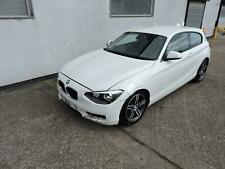 13 BMW 114 1.6i I Sport Damaged Salvage Repairable