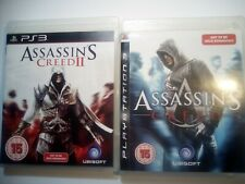 PS3 Assassin's Creed 1 & 2