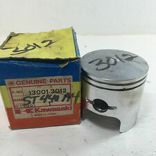 1981 KAWASAKI INTRUDER OEM PISTON STD PART NUMBER 13001-3012 NOS PART NO RINGS
