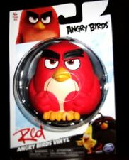 Angry Birds Vinyl Figure * RED * Bounce Squeeze Throw Ball NEW 2016