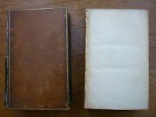 1813 ANATOMY of MELANCHOLY Democritus Junior DEPRESSION Robert Burton BINDING