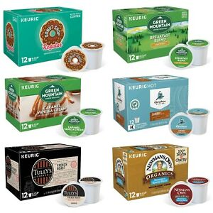 Keurig K-Cup Pod | Single-Serve Pods | Variety Pack | 72 Count