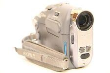 SONY Digital Video Camera Recorder MiniDV Tape Camcorder Handycam DCR-HC42E PAL