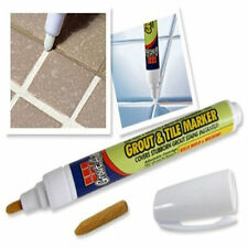 Grout Aide Tile Marker White Color Repair Wall Pen Packaging Home Decors Using