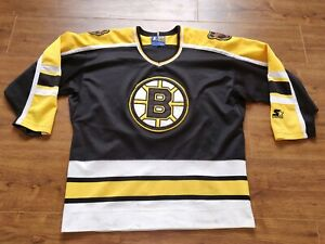 Boston Bruins NHL Jersey Starter Men's XL