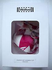 WOLFORD GRAPHIC ART SWIMBRA CUP BALCON 89216 38A Bikini Top Damen NEU KARTON OVP