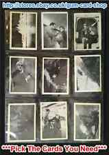 SOMPORTEX JAMES BOND THUNDERBALL 1967 (FAIR) ***PICK THE CARDS YOU NEED***