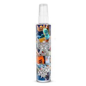 """RRC 100ml Car Air Freshener Spray """"Enigma"""" Scent Premium Fragrance plus Hanger"""