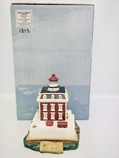 Harbour Lights New London Ledge #129 Lighthouse 1813/5500 1991