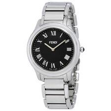 Fendi Classico Black Dial Mens Watch F251011000