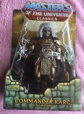 Commander Karg Masters Of The Universe Classics