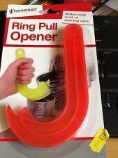 Ring pull opener