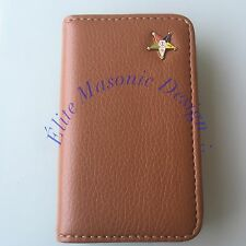 Masonic Order Of The Eastern Star  Business Card or Dues Card Holder.