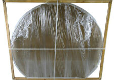 Glasbodenplatte Funkenschutz Kaminplatte 950 x 1100 mm Ofen Bronze getönt 6 mm