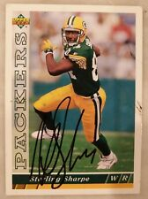 Sterling Sharpe Signed Autographed 1993 UD Upper Deck NFL Card Authentic Packers