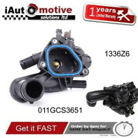 MINI R55 R56 R57 R61 ONE COOPER S 2006-2016 THERMOSTAT + HOUSING WITH SENSOR