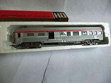 Jouef HO (1/87) réf. 5550 Wagon Fourgon TEE avec Feux Fin de Convoi dans B.O.