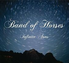 Band of Horses + CD + Infinite arms