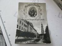 Carte Postale Vintage Pompei Maison Du Chapelet Et Église Shipped 1955