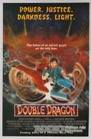 DOUBLE DRAGON movie '90s PRINT AD Robert Patrick SCOTT WOLF film advert 1994