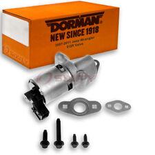 Dorman EGR Valve for Jeep Wrangler 2007-2011 3.8L V6 - Exhaust Gas Recovery zb