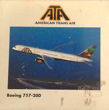 BOEING 757-200 AMERICAN TRANS AIR  scala 1/500 HERPA (503709)