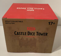 Dungeons & Dragons Castle Dice Tower - New - Loot Gaming Item