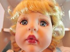 "20"" Toddler ""Cinderella "" Doll by Donna Rubert Paradise Galleries"