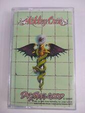 Motley Crue - Dr Feelgood (Cassette Tape, 1989 Elektra) VG