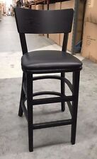 4 x Commercial Timber Bar Stools