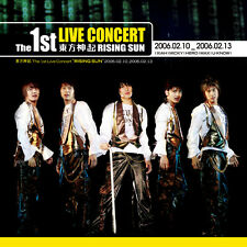 TVXQ DBSK The 1st LIVE CONCERT RISING SUN :: 2CD booklet, Gift Photo, Original