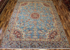 OLD PERSIAN CARPET WITH GREAT BOTEH DESIGN AND SUPERB COLOUR 350 X 255 CM