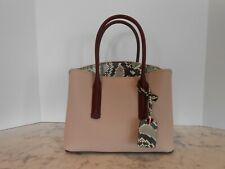 Kate Spade Margaux Snake Embossed Leather Medium Satchel Bag PXRUA347