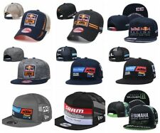 Embroidered KTM MOTO GP Hat Motorcycle Baseball Cap Snapback Racing Caps