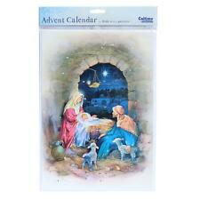 Christmas Countdown Advent Calendar - 24 Windows - 389795 Nativity