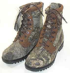 """Proline H1000 8"""" Camo Archer Boots Size 10.5"""