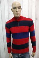 RALPH LAUREN Uomo Taglia S Maglione Cotone Sweater Pullover Maglietta Maglia Man