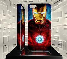 Coque rigide pour iPhone 5 5S Super Héros Comics 05