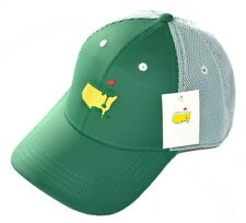2020 MASTERS (GREEN/WHITE) MESH TECH STRUCTURED Golf HAT from AUGUSTA NATIONAL