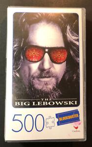 Cardinal 500 Pieces Jigsaw Puzzle [ The Big Lebowski ] NEW