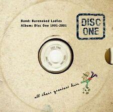 CDs de música rock Barenaked Ladies