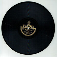 78T BACH & HENRY-LAVERNE Phono AMERICAN DENTIST - LA POSTE Comique ODEON 238044