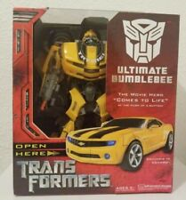 Transformers Ultimate Bubble Bee 2007 Brand New Never Opened