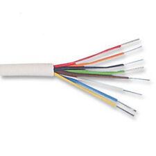 100m Drum 8 Core Intruder Alarm Cable ELEX/CA8