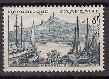 FRANCE TIMBRE NEUF N° 1037 ** MARSEILLE LE VIEUX PORT