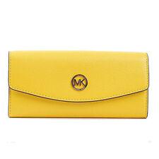 Michael Kors Wallet 35F4GFTE1L MK Slim Flap Wallet Citrus Agsbeagle #COD Paypal