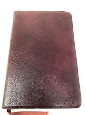 Leather KJV Cambridge Bible, Center Column Reference/Concordance, Red Letter